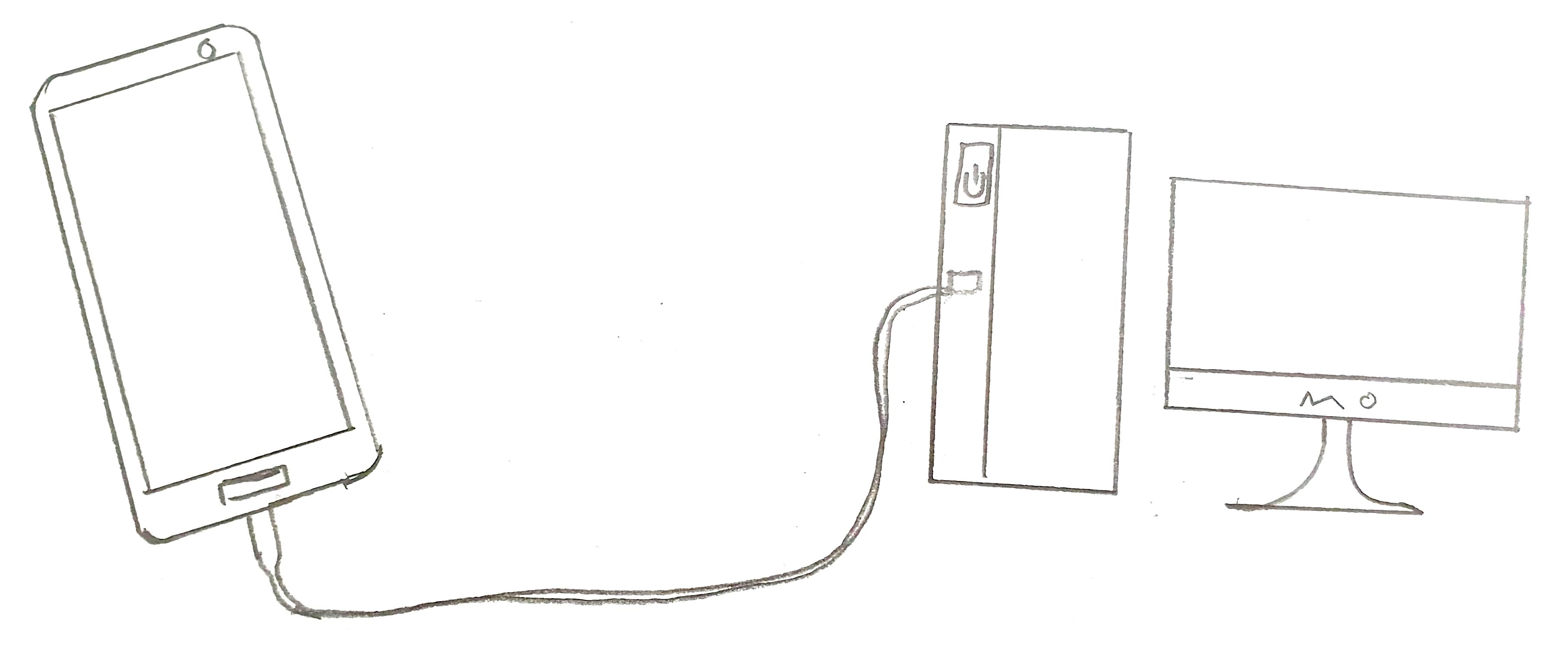 Erfahren Sie Schritt für Schritt, wie man Dateien auf dem PC sichert. Als Schnittstelle benötigen Sie zusätzlich lediglich ein USB Kabel.