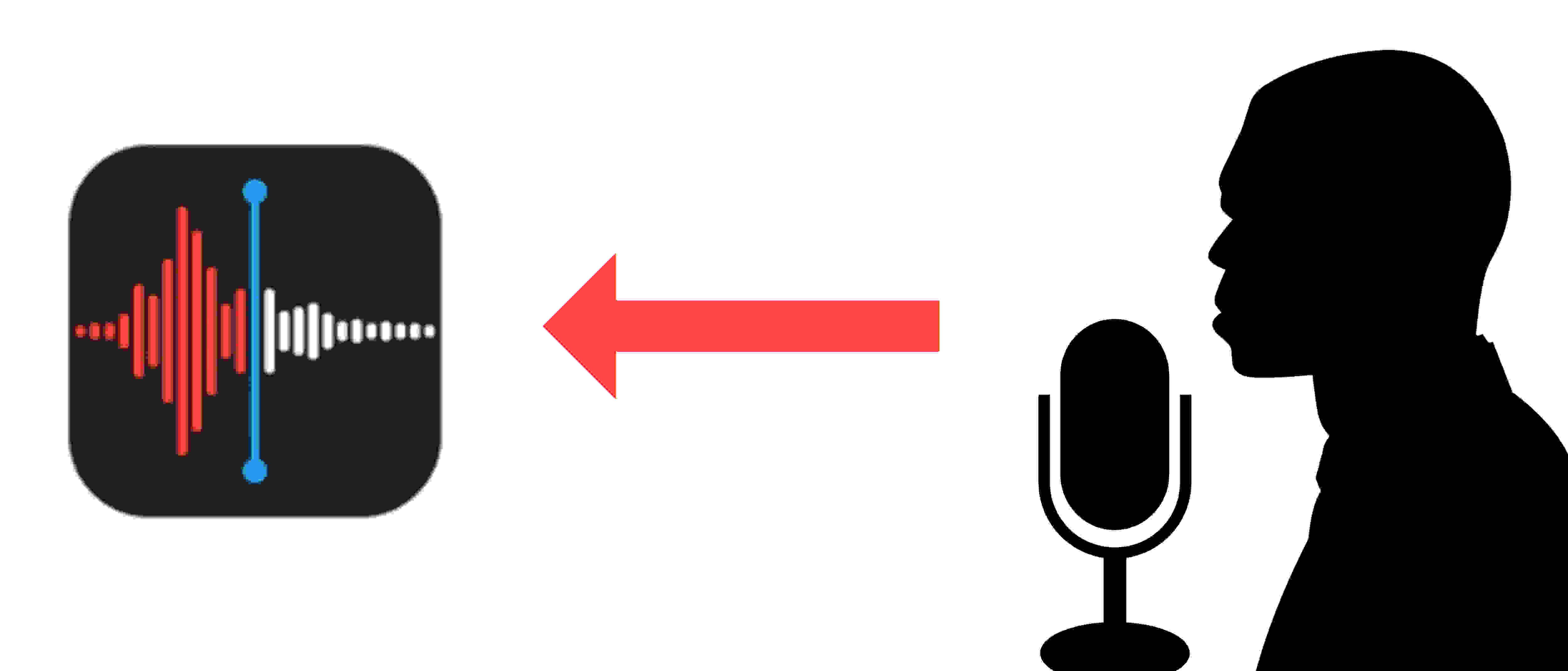 Erfahren Sie Schritt für Schritt, wie Sie eine Sprachmemo, also eine Aufzeichnung Ihrer Stimme am iPhone erstellen. Hierfür benötigen Sie nur Ihr iPhone.
